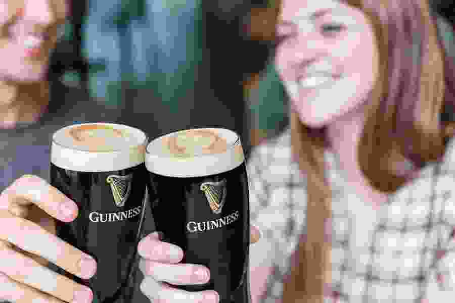 Get a selfie in your Guinness at Flanagan's in Park City