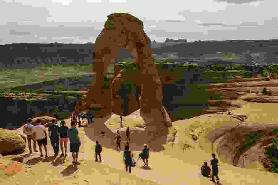You may have to reserve a time to see Delicate Arch, but is such a system really the best way to rescue Arches from adventure-killing congestion?