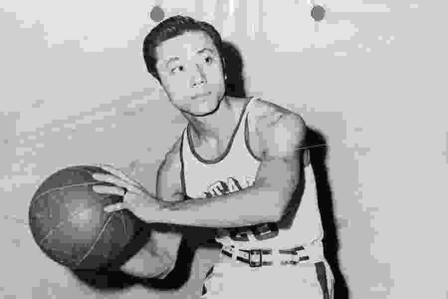 A Utah man broke pro basketball's color barrier. Now Jeremy Lin joins him in the history books.