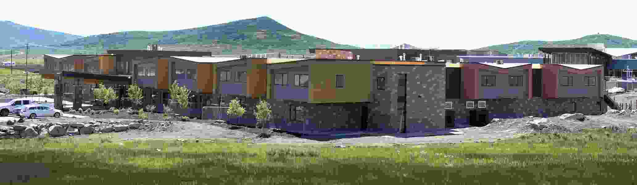 Domestic violence survivors will soon have a new safe haven in Park City