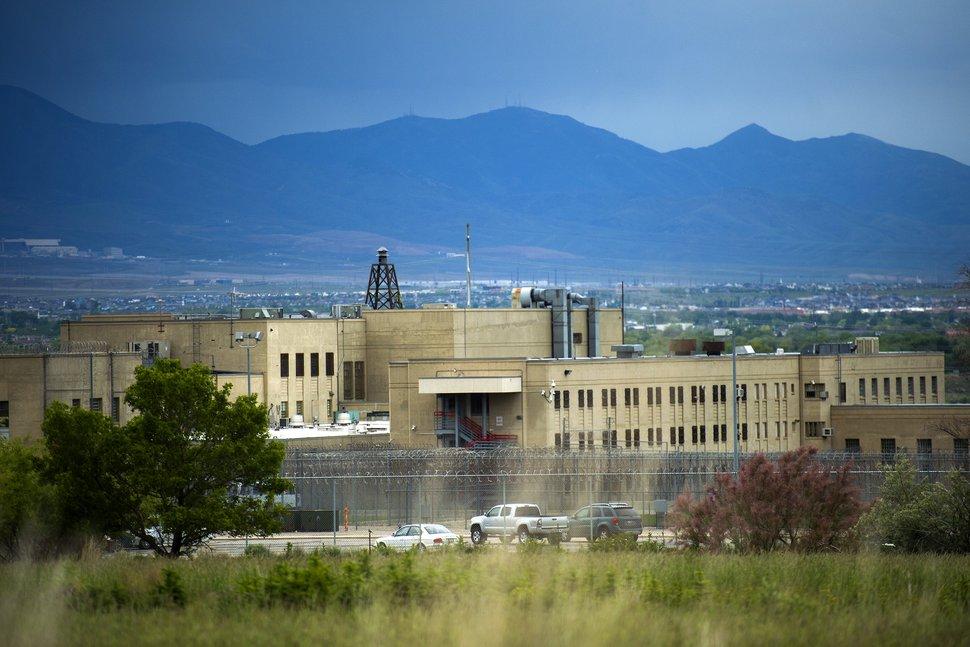 (Chris Detrick | Tribune file photo) The Utah State Prison in Draper Thursday on May 21, 2015.