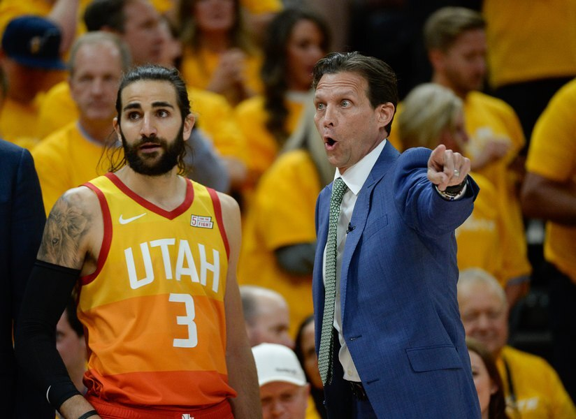 newest 9e1d5 e3955 Ricky Rubio says he's liked playing with the Jazz, but ...