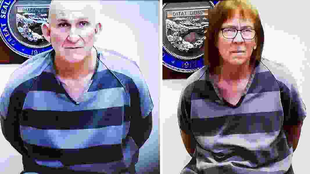 Former fugitive couple plead not guilty to Arizona killing