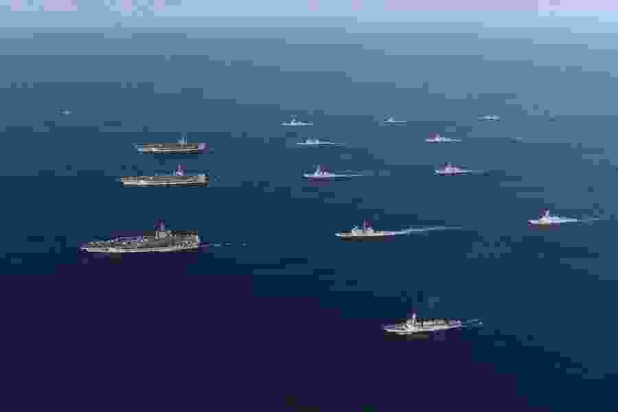Navy to resurrect fleet to protect the East Coast and North Atlantic from Russia