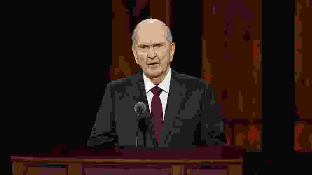 In blunt language, Nelson denounces racism, urges Latter-day Saints to 'lead out' against prejudice