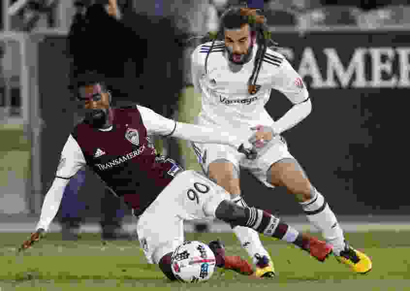 RSL fails to pick up points in 1-0 loss to the Colorado Rapids