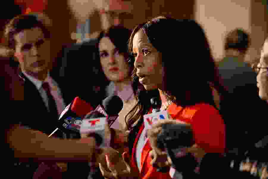 'Love gave me no love': President Trump slams Utah Rep. Mia Love in post-election news conference, says she lost