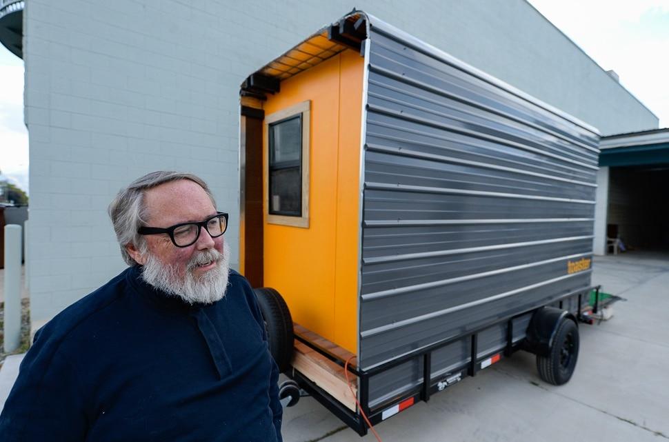 Utah Architect Creates Tiny Really Tiny Houses He Hopes Will