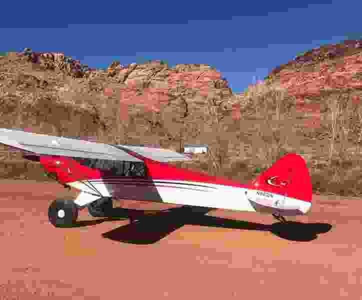 2 Utahns die in plane crash in San Juan County