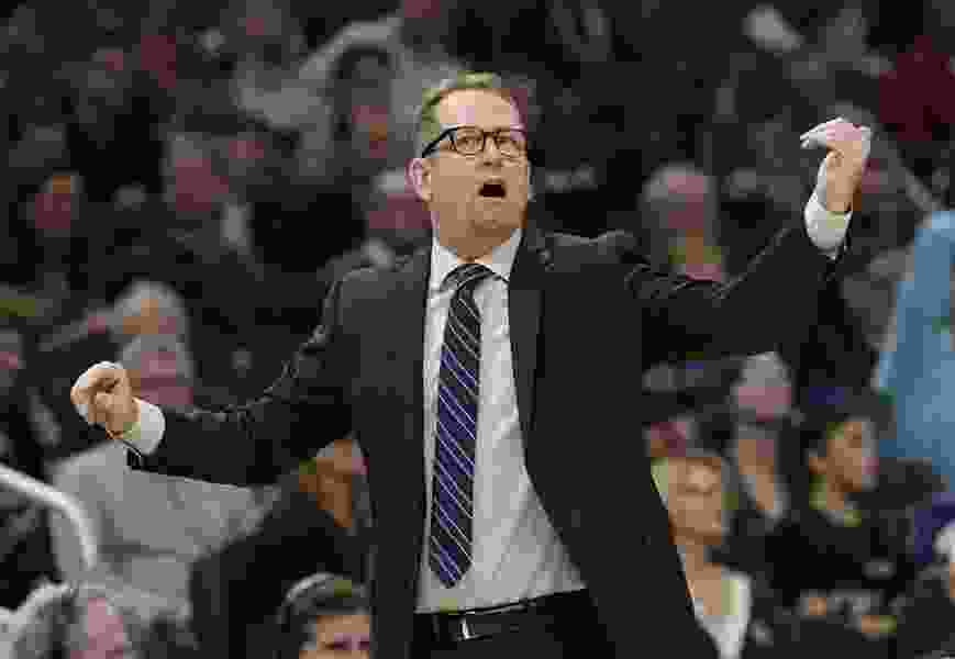 Quin Snyder, Nick Nurse are friends from the D-League days a decade ago
