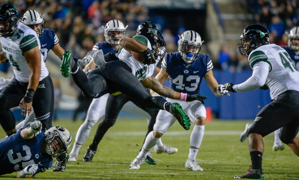 BYU defeats Hawaii 49-23 in freshman quarterback Zach ...