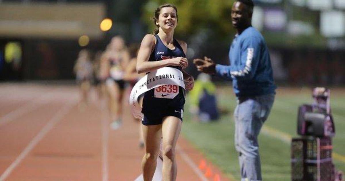 Carlee Hansen of Woods Cross High wins Gatorade award for girls' cross country