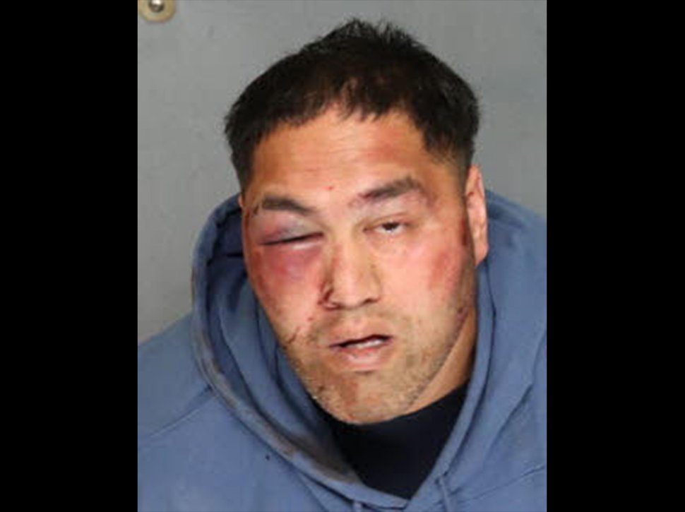 (Photo courtesy of San Joaquin County Jail) Albert Johnson was arrested Wednesday morning near Sacramento, Calif. in connection with a West Jordan double homicide.