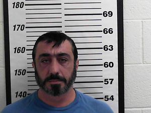 (Courtesy Davis County jail) Lev Aslan Dermen, also known as Levon Termendzhyan, a suspect in a fraud scheme, poses for this mug shot from 2018