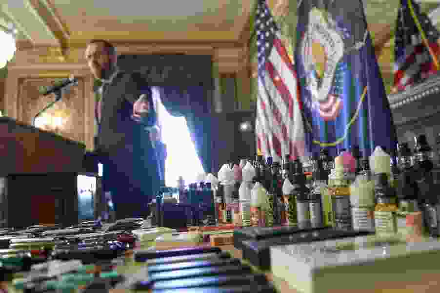 5 ways Utah lawmakers want to crack down on vaping