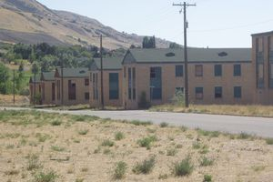 (Wikimedia Commons) Many Native American students from the Navajo Nation and elsewhere attended the Intermountain Indian School in Brigham City, Utah, between 1950 to 1984.