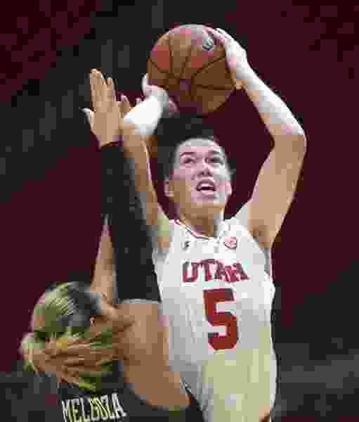 Still unbeaten: Utah women's basketball team routs Weber State 77-56 for its ninth straight win