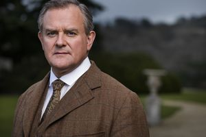 """(Courtesy of Nick Briggs/Carnival Film & Television Limited 2015 for Masterpiece) Hugh Bonneville as Robert, Earl of Grantham, in """"Downton Abbey."""""""