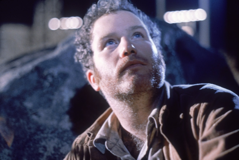 (Courtesy | Columbia Pictures) Utility worker Roy Neary (Richard Dreyfuss) tries to find answers after seeing something he can't explain, in a scene from Steven Spielberg's 1977 science-fiction classic Close Encounters of the Third Kind, being released in theaters for its 40th anniversary.