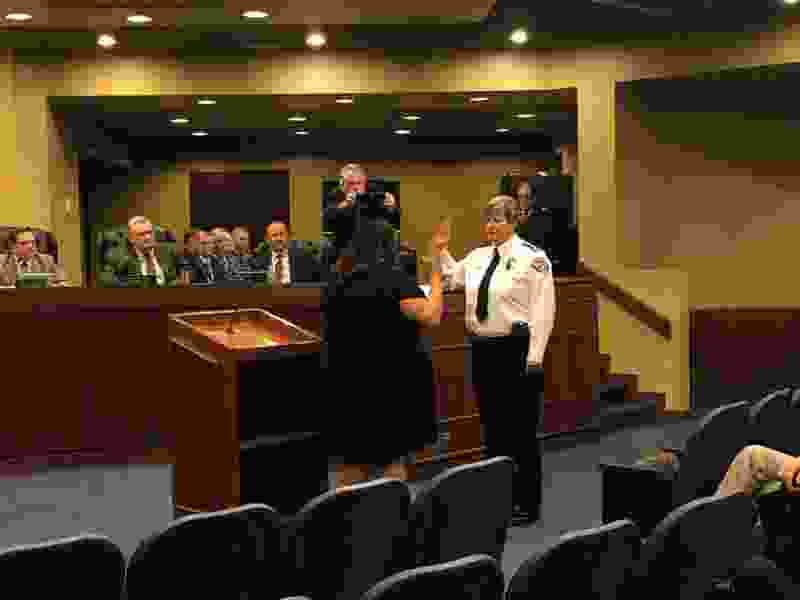 West Valley City hires its first — and one of Utah's only — female police chief