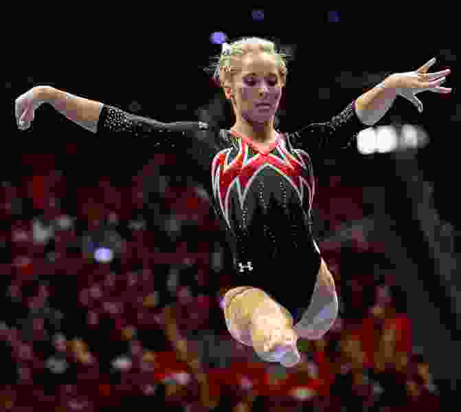 Utah's MyKayla Skinner again named Pac-12 gymnast of the week
