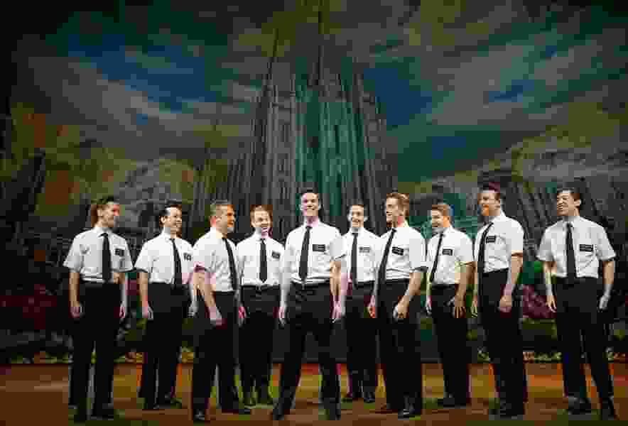 Beer is in, 'Zion Ceiling' is out for Salt Lake City's 2019 run of 'Book of Mormon' musical