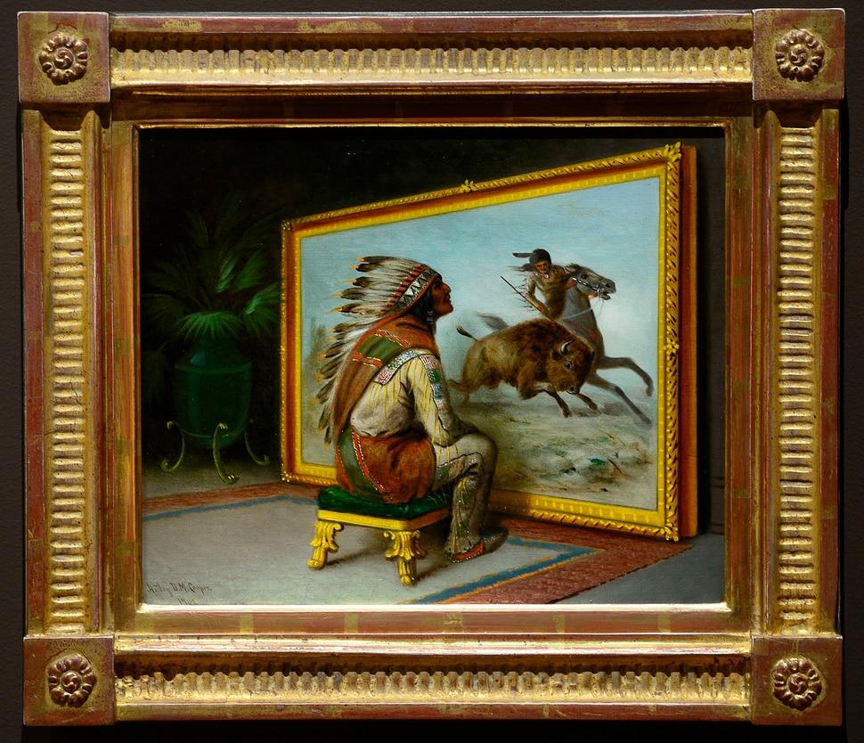 (Scott Sommerdorf   The Salt Lake Tribune) Astley D. M. Cooper's work