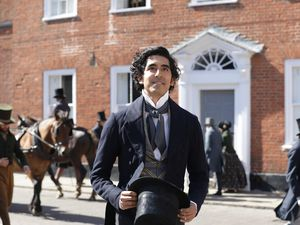 "(Dean Rogers  |  courtesy of Searchlight Pictures) Dev Patel plays the title hero of ""The Personal History of David Copperfield,"" directed by Armando Iannucci. The movie is scheduled to open in many U.S. theaters on Friday, Aug. 28, 2020."