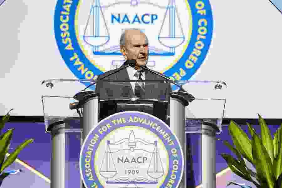 At NAACP convention, LDS President Russell M. Nelson says 'all are alike unto God'
