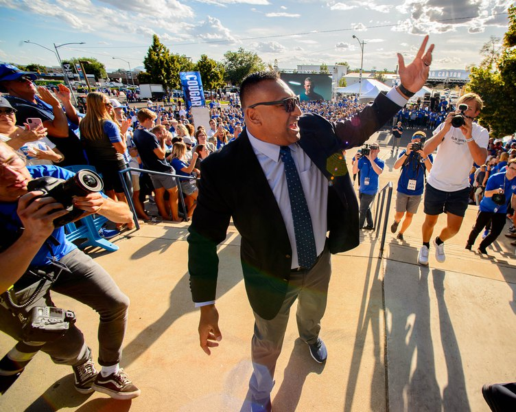 Gordon Monson: BYU should extend Kalani Sitake's contract, even though he's not a miracle maker