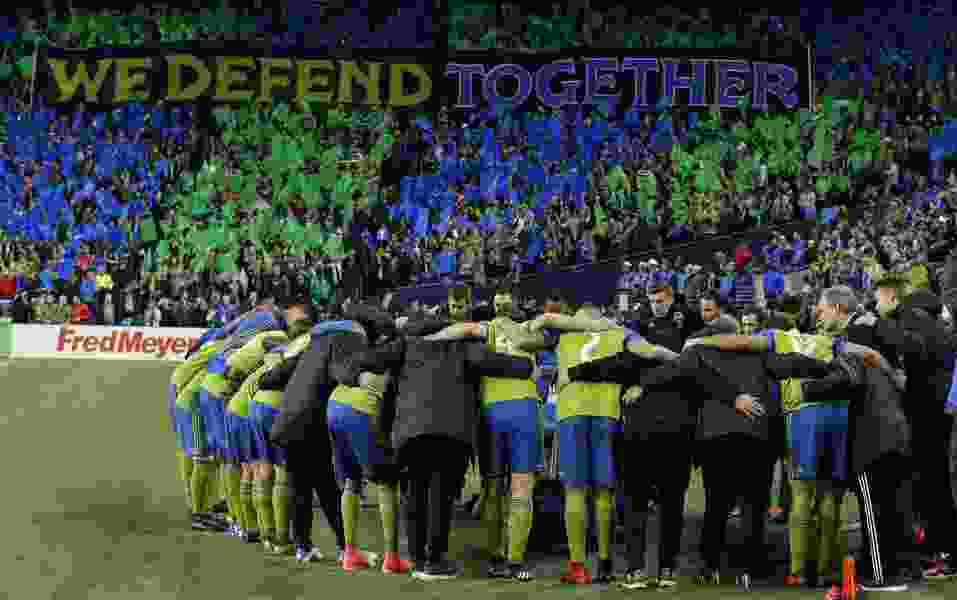 Sounders have rare chance to repeat as MLS champions