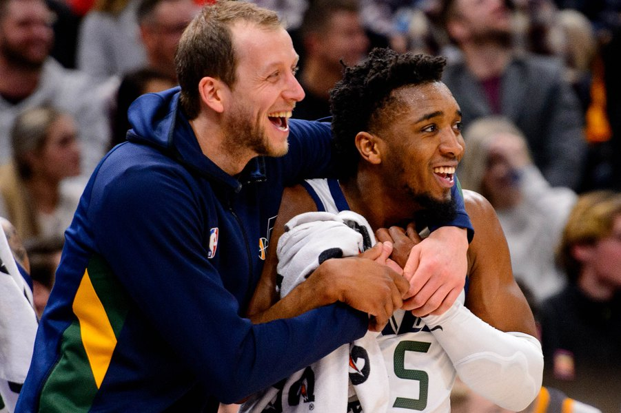 The Triple Team: Jazz beat Kings easily in Conley's return — though many Jazz fans couldn't watch