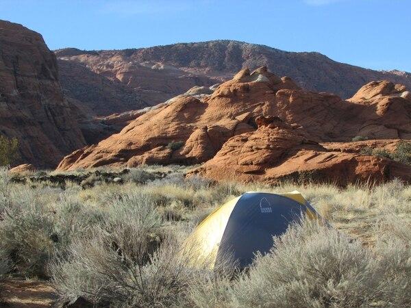 (Tom Wharton | Tribune file photo) Snow Canyon State Park campground.