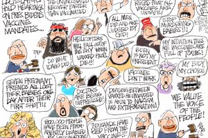 Confederacy of People Doing Their Own Research | Pat Bagley
