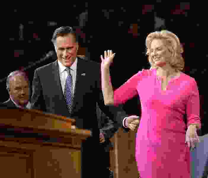 Ann Romney will join Michelle Obama on TV to get out the vote