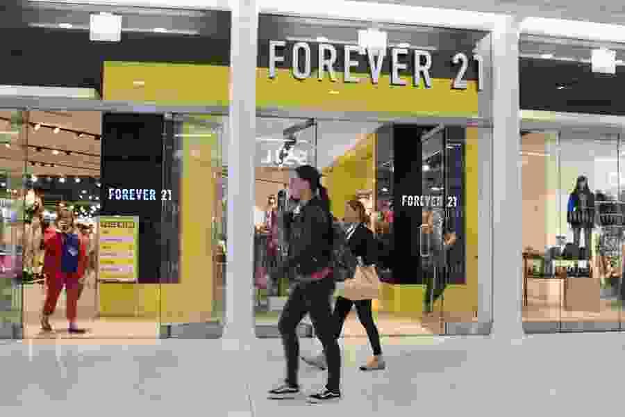 Forever 21 may close 3 Utah stores