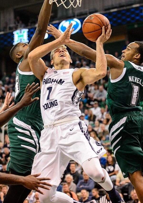 Monson: NBA hopeful Tyler Haws leads BYU to win on the ...