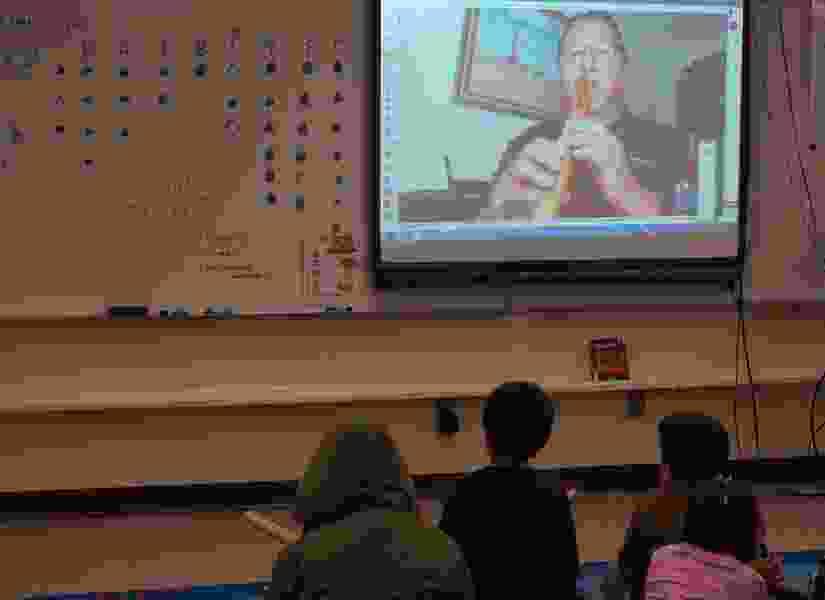 Navajo jazz musician Vince Redhouse is teaching Native flute in San Juan County schools