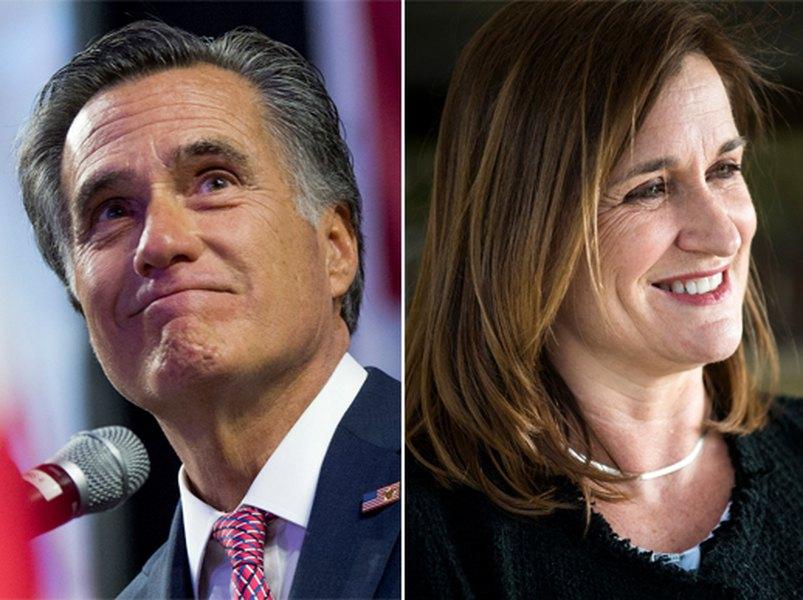 Romney opposes Utah's Medicaid expansion ballot measure.