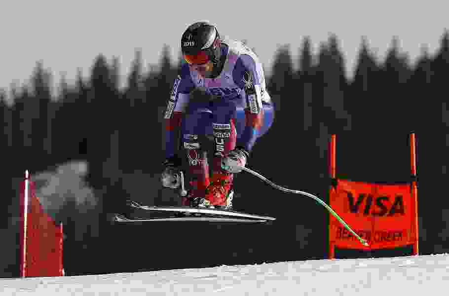 Westminster's Wiley Maple paying $30,000 for another chance at Olympic downhill qualification