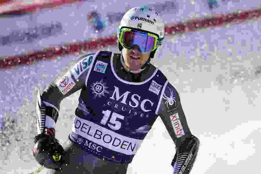 Park City's Ted Ligety, reigning gold medalist, qualifies for his fourth Olympic Games
