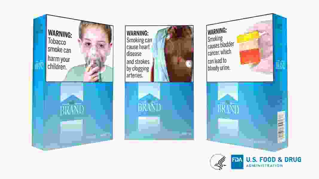 U.S. makes new push for graphic warning labels on cigarettes