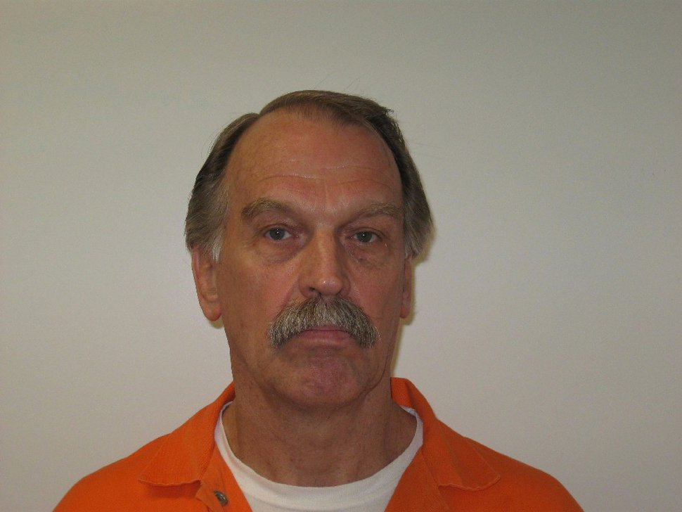 (Courtesy of Utah Department of Corrections) Ronald Lafferty, death row inmate.
