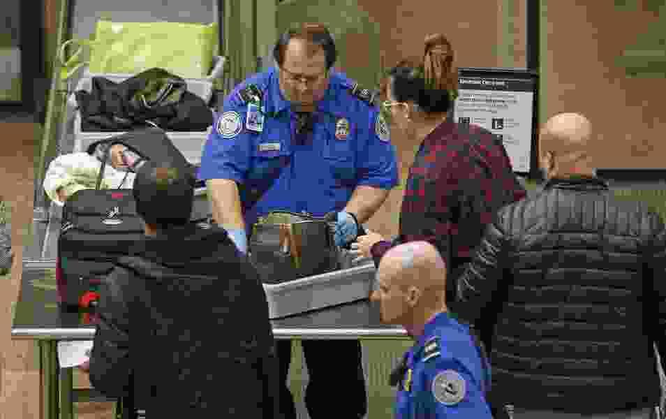 Shutdown restricts air traffic in New York, but Salt Lake City International hasn't been affected — yet