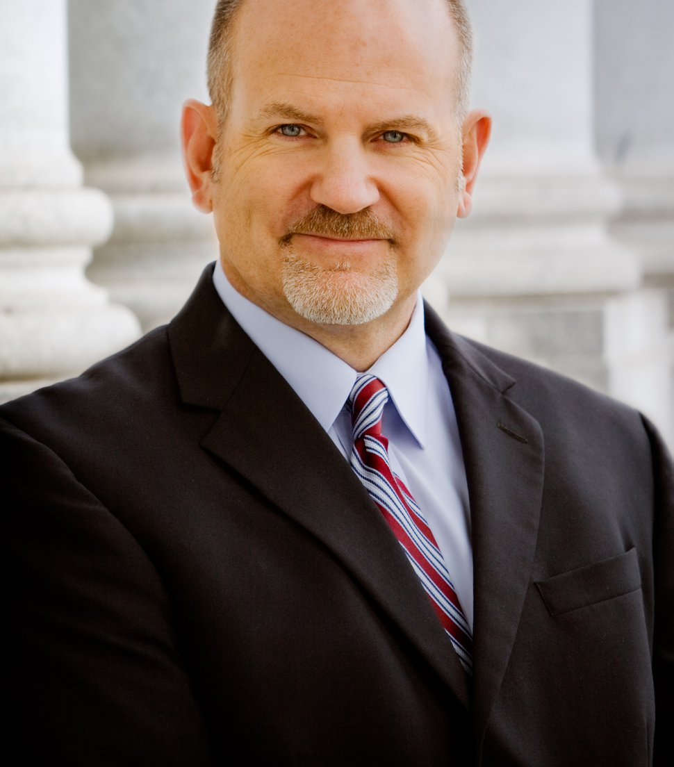 | Courtesy David Damschen has been appointed new state treasurer by Governor Gary Herbert.