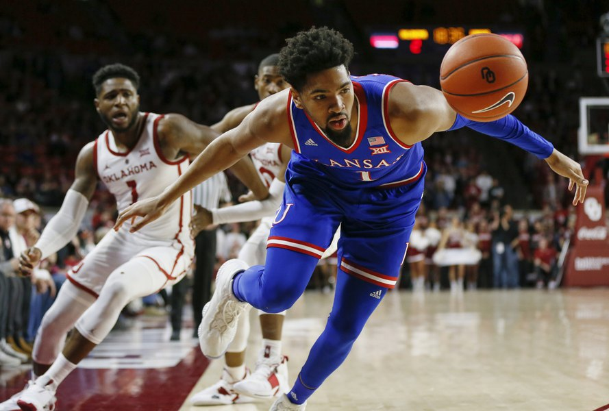 All of the college basketball blue-bloods have played in SLC during the NCAA Tournament, except one. Here come the Kansas Jayhawks.