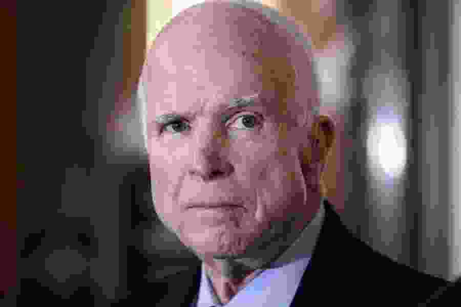 Sen. John McCain's family says he has chosen to discontinue medical treatment for brain cancer