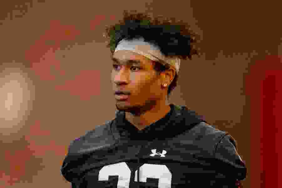 Julian Blackmon gets a new perspective as a Ute safety, and he likes what he sees after moving from cornerback