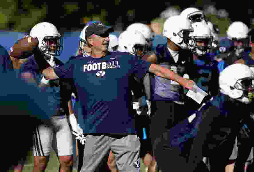 Ty Detmer relieved of duties as BYU's offensive coordinator