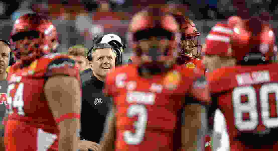 Utah's postseason success is rooted in the program. 'We don't lose bowl games,' Samson Nacua says.